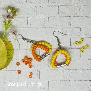 Handmade Ear Weight Fashion Earrings